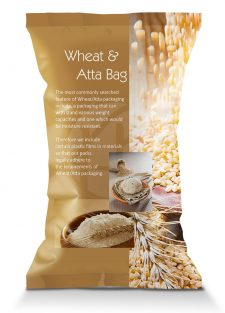 WHEAT-&-ATTA-BAG
